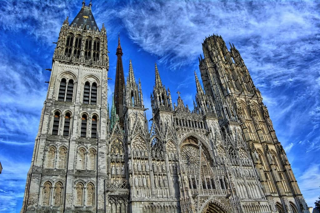 Rouen Cathedral Must See Cathedral in France
