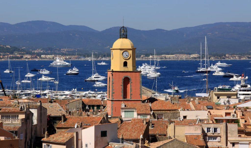 Saint Tropez History