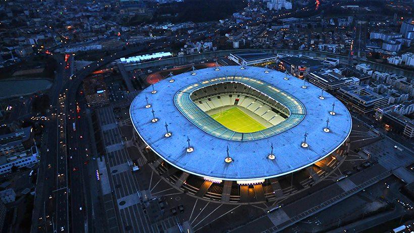 Stade de France Stadiun In Parijs