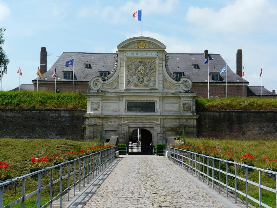 The Citadel of Lille, France