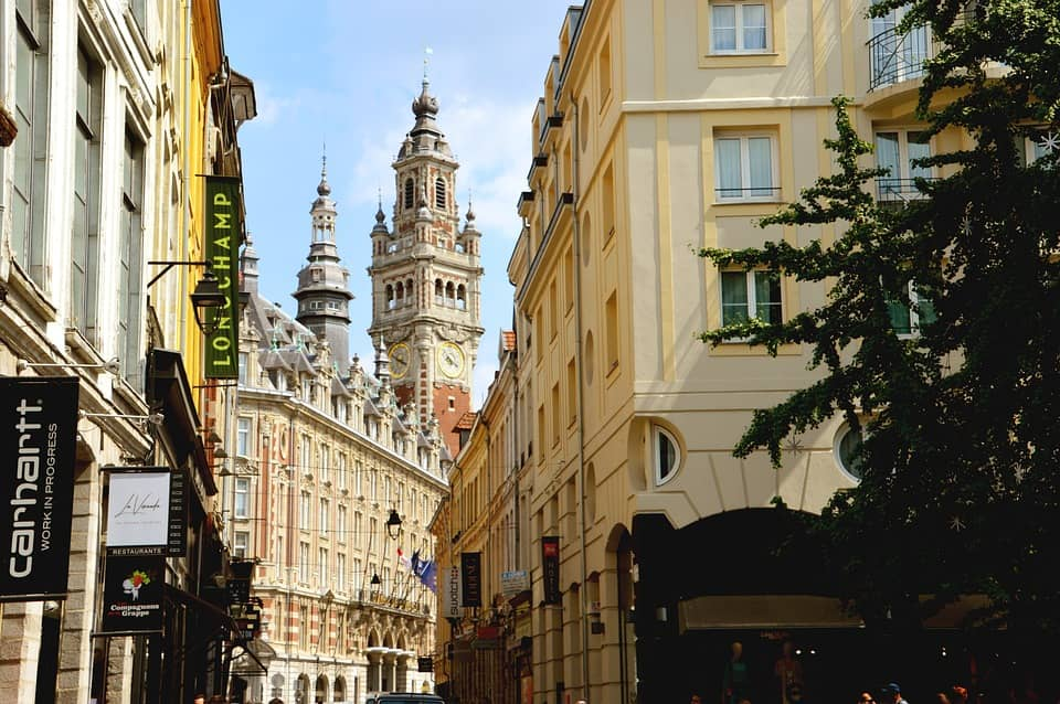 Things Lille Is Famous For - Vieux Lille