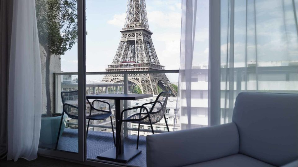 Top 20 Hotels In Paris