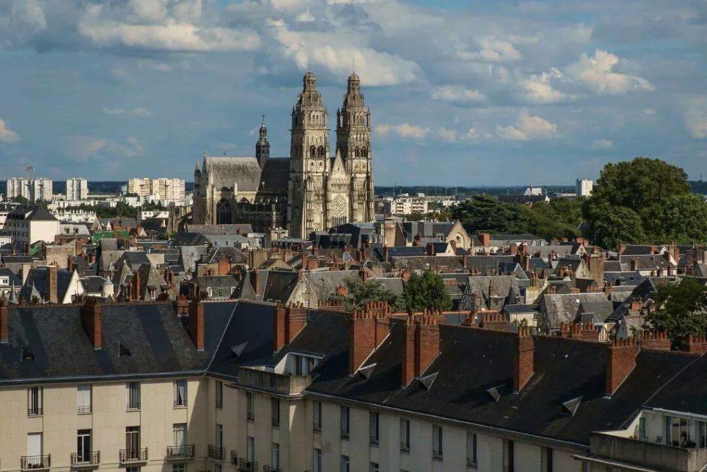 Tours Cathédrale Saint-Gatien
