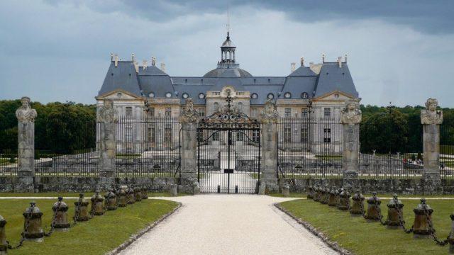 Vaux le Vicomte Castle Facts
