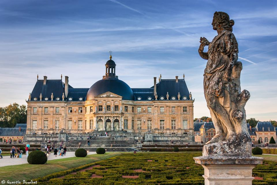 Vaux le Vicomte castle Paris Guide