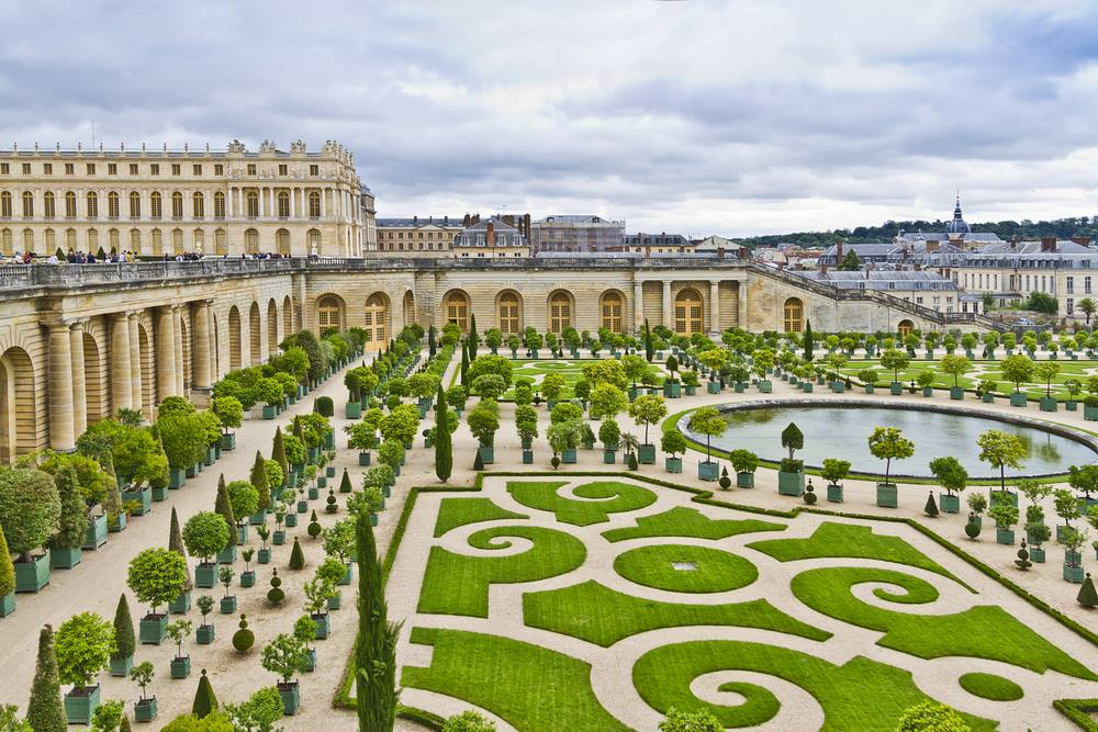 Versailles Palace Gardens Guide