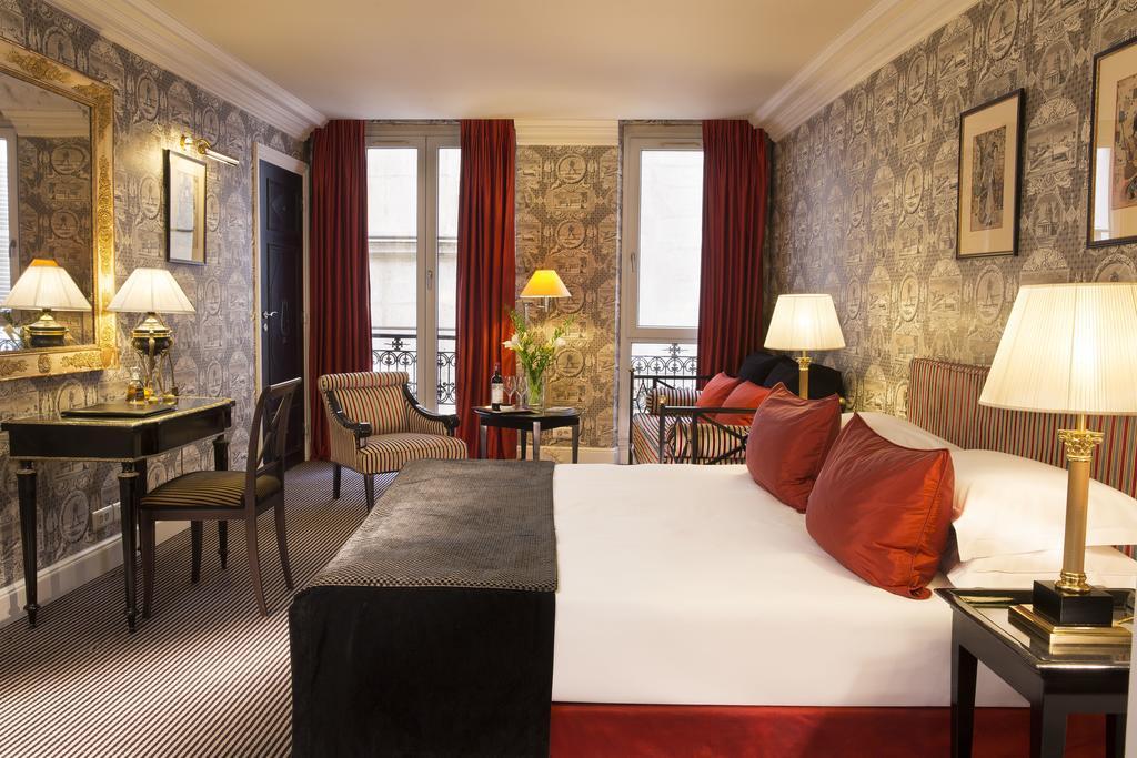Villa d'Estrées Best Hotels In Paris
