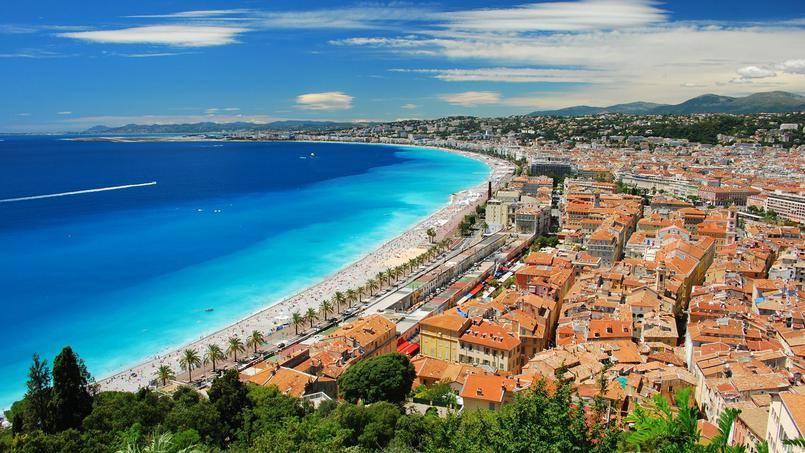 Visiting Promenade des Anglais