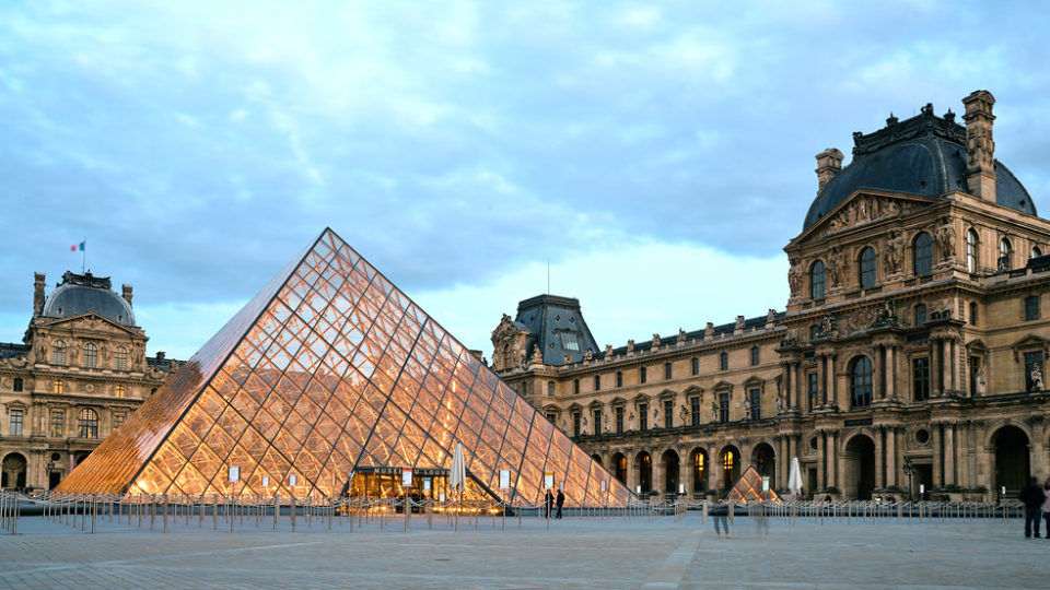 Visiting The Louvre Museum In Paris France Travel Blog
