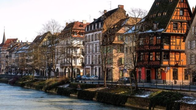 What is Strasbourg Famous For
