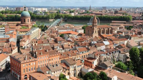 Why Toulouse Is Called The Pink City