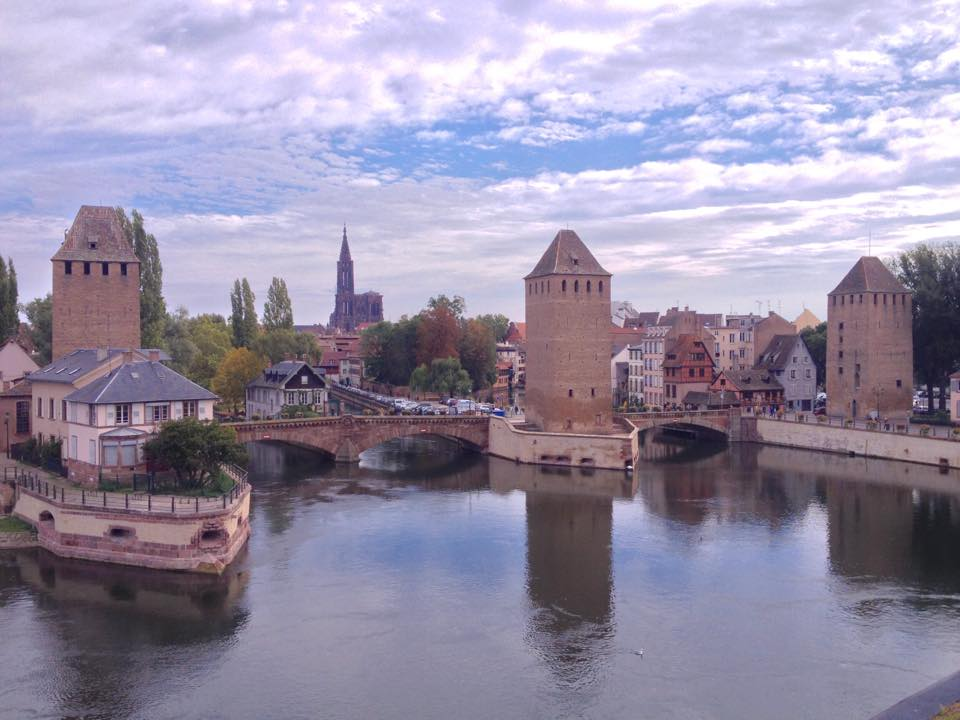 is strasbourg safe for tourists