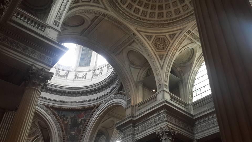 paris pantheon visit