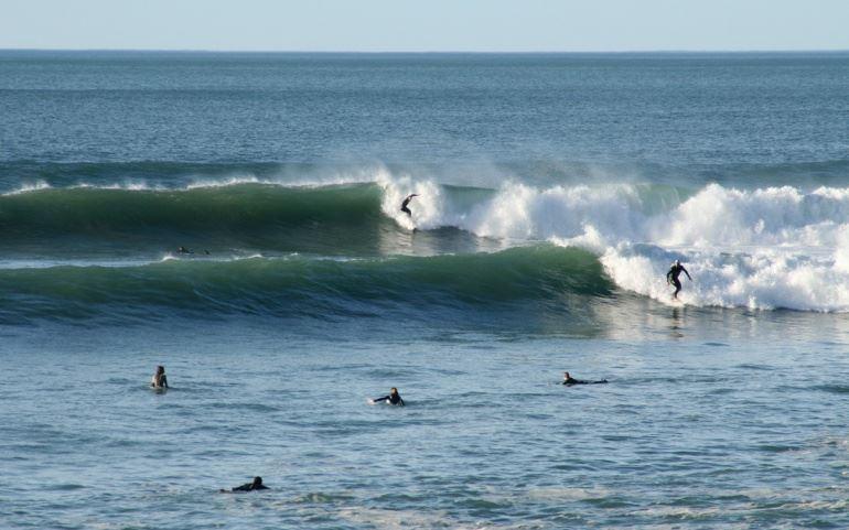 st jean de luz surfing