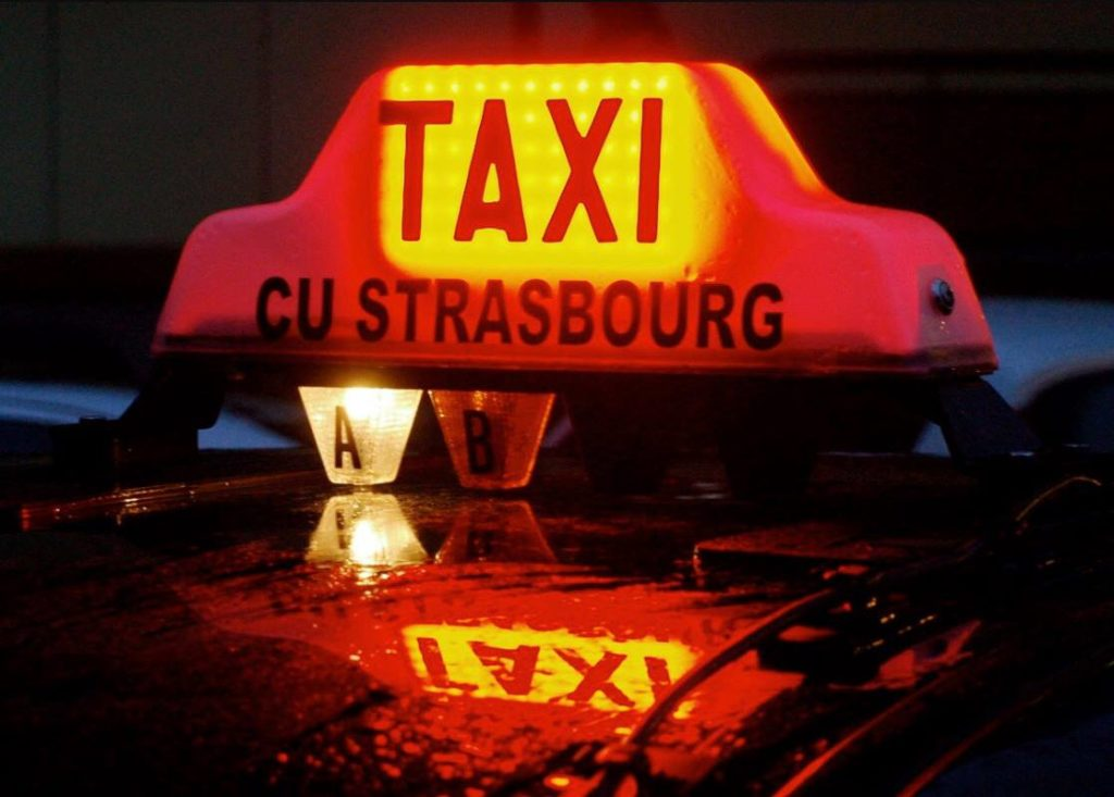 strasbourg taxi safety