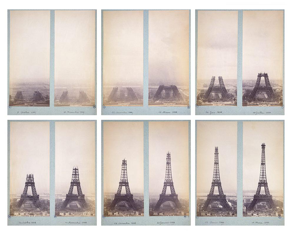 waarom werd de Eiffeltoren gebouwd