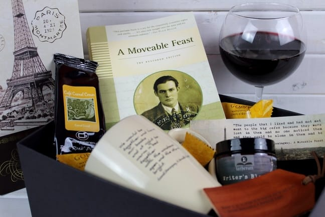 A Moveable Feast - French Culture Books