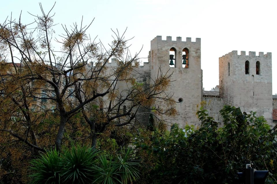 Abbey of Saint Victor in Marseille, France