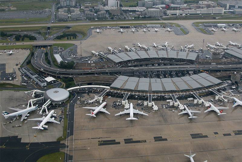 Airport Tips For France