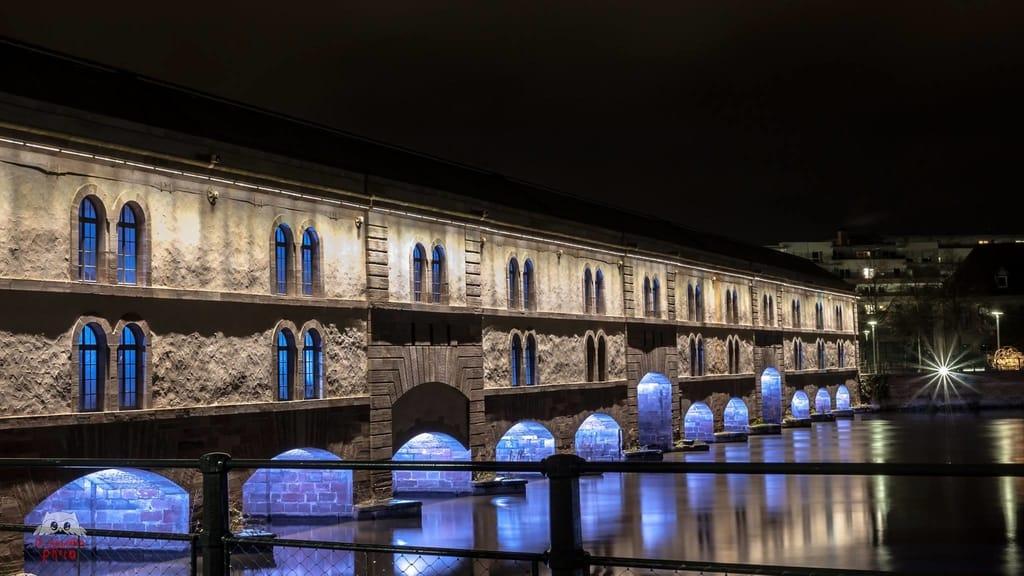 Barrage Vauban in Strasbourg, France