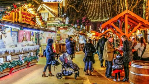 10 Of The Best Christmas Markets in France
