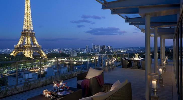 Beste hotellocatie om in Parijs te verblijven
