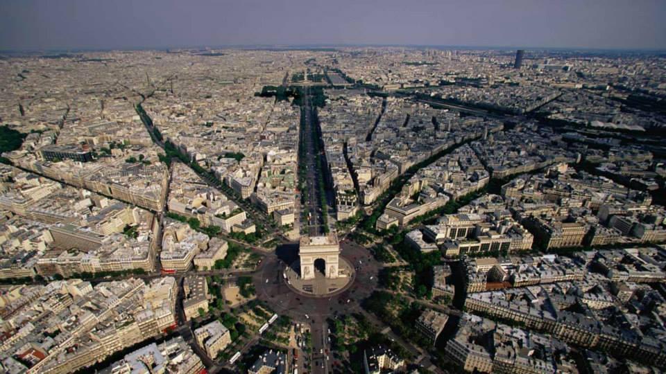 Beste toeristische attracties in Parijs