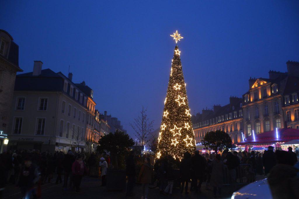 Caen Christmas Market