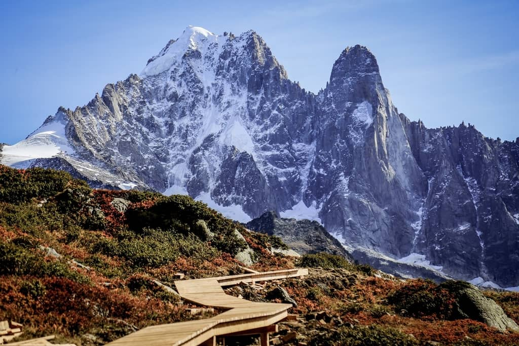 Chamonix Mont Blanc - Best Mountain Hikes in France