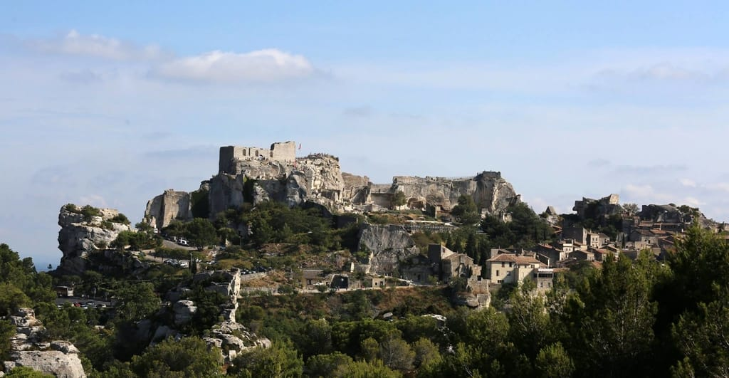 Day Trips in Les Baux