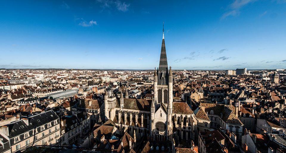 Dijon Notre Dame France
