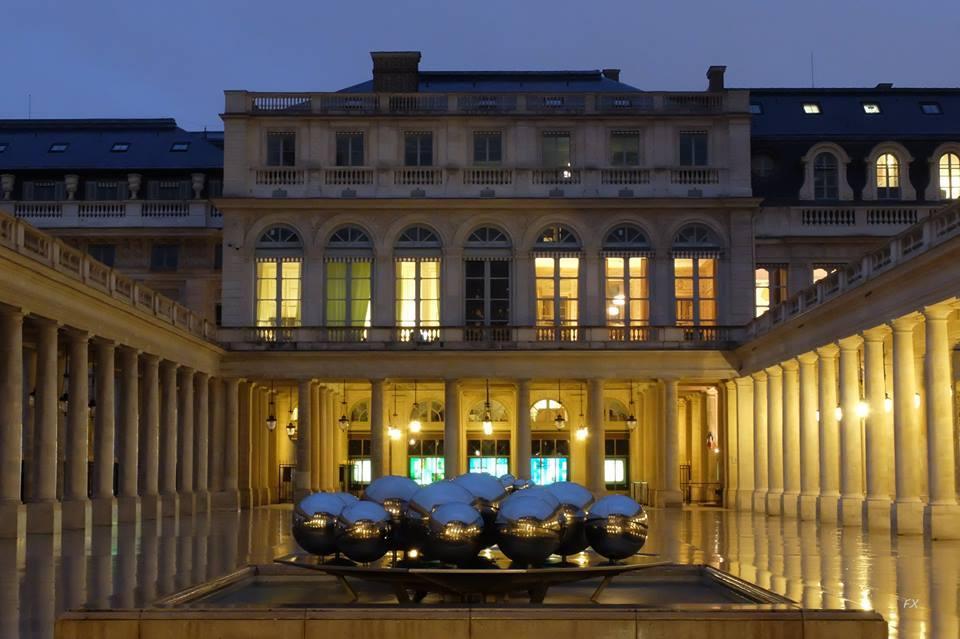 Domaine National du Palais-Royal Paris