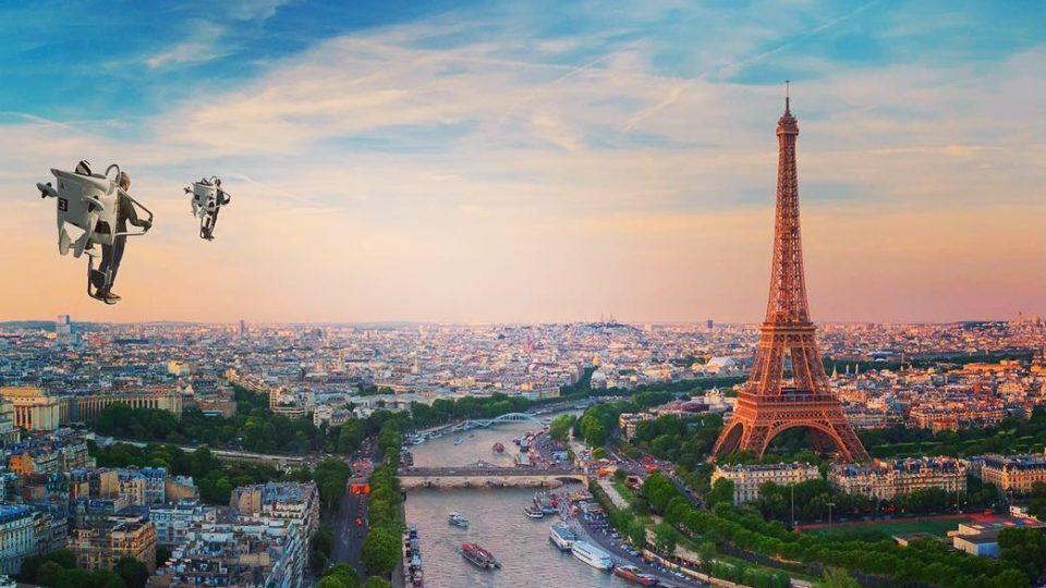 FlyView Paris Review