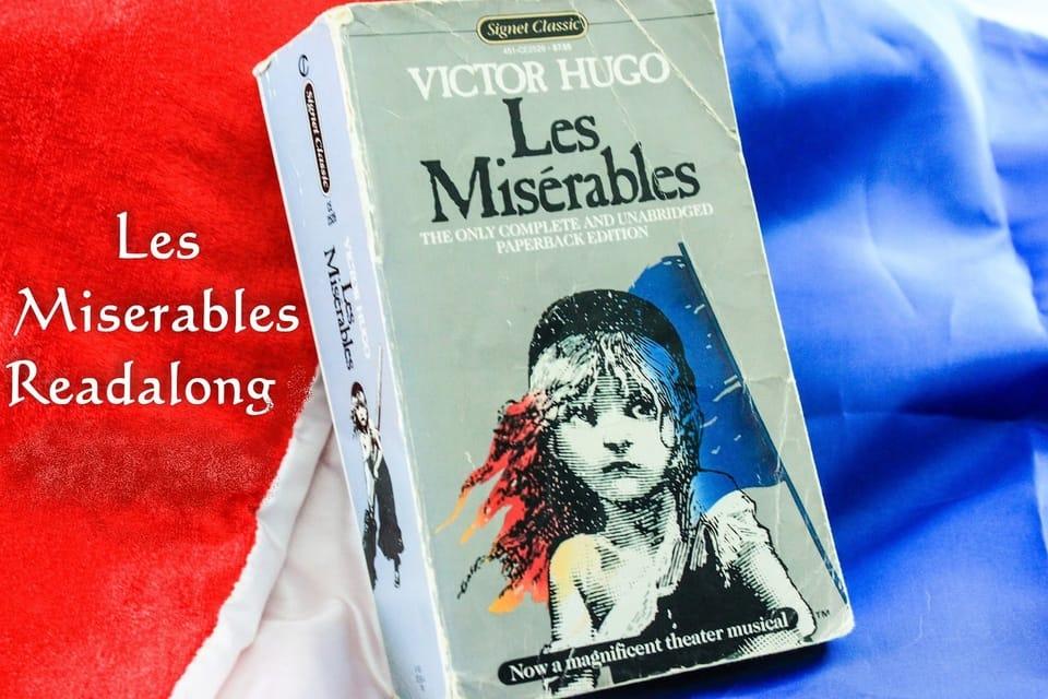 France Culture Book - Les Miserables