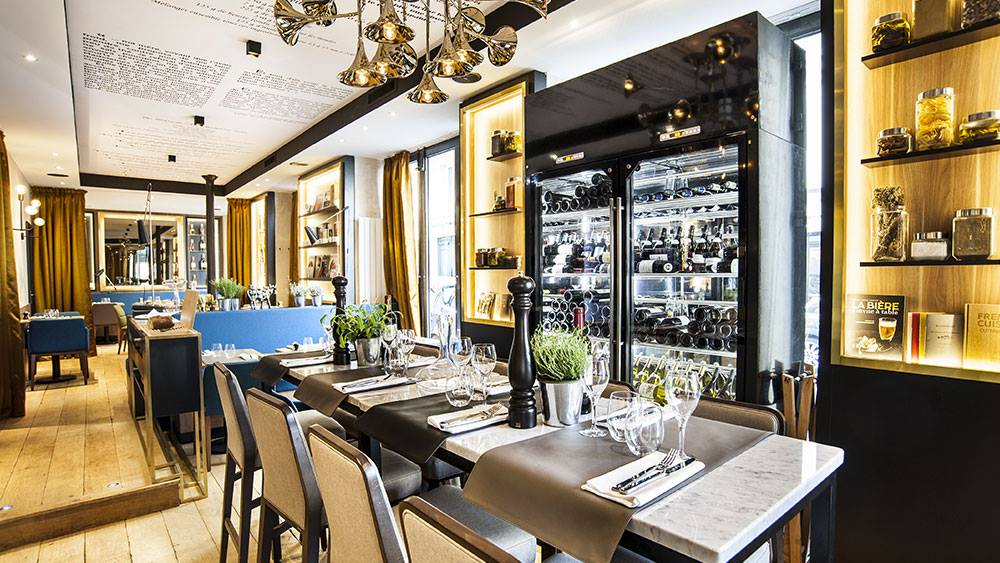Franse restaurants in Parijs