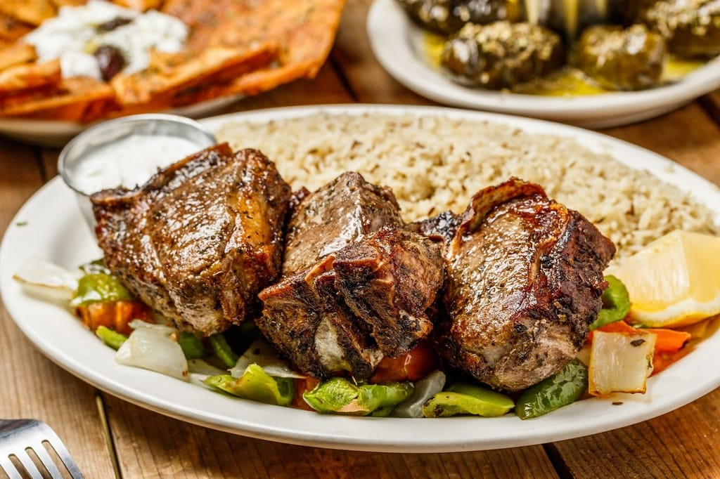Griekse restaurants en bistro's in Parijs