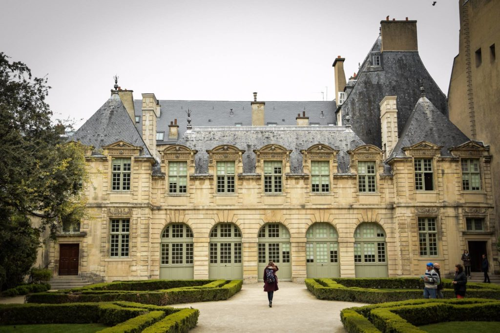 Hotel de Béthune-Sully Landmarks In Paris