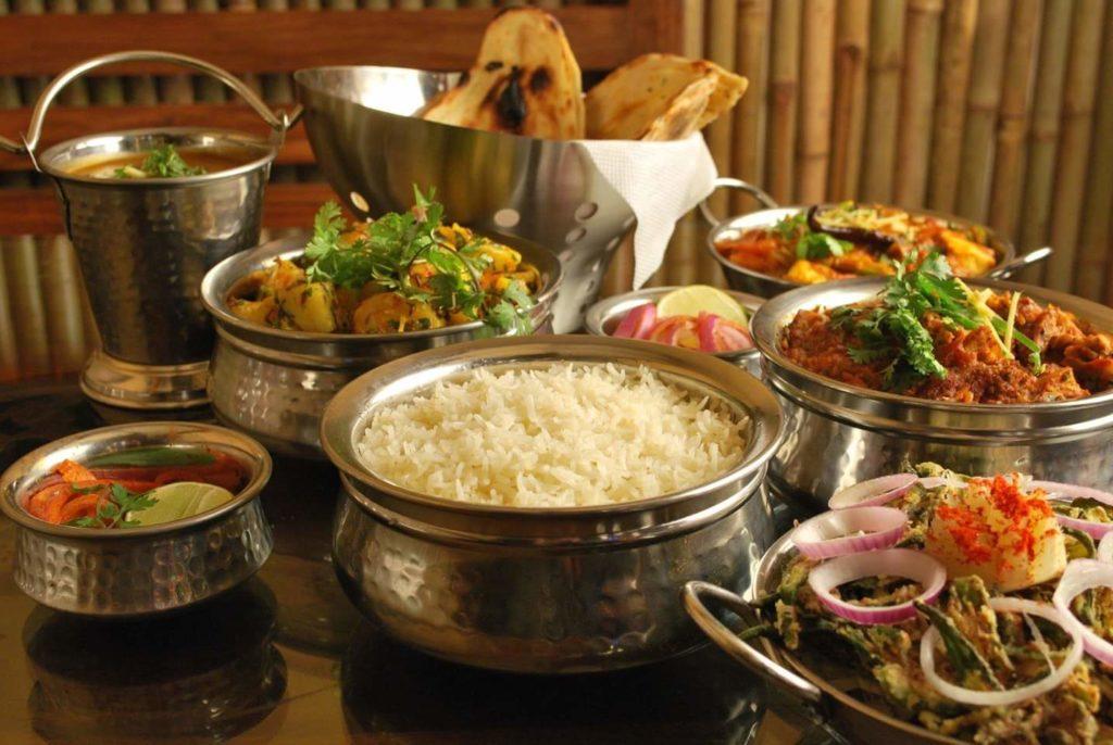 Indiase restaurants in Parijs
