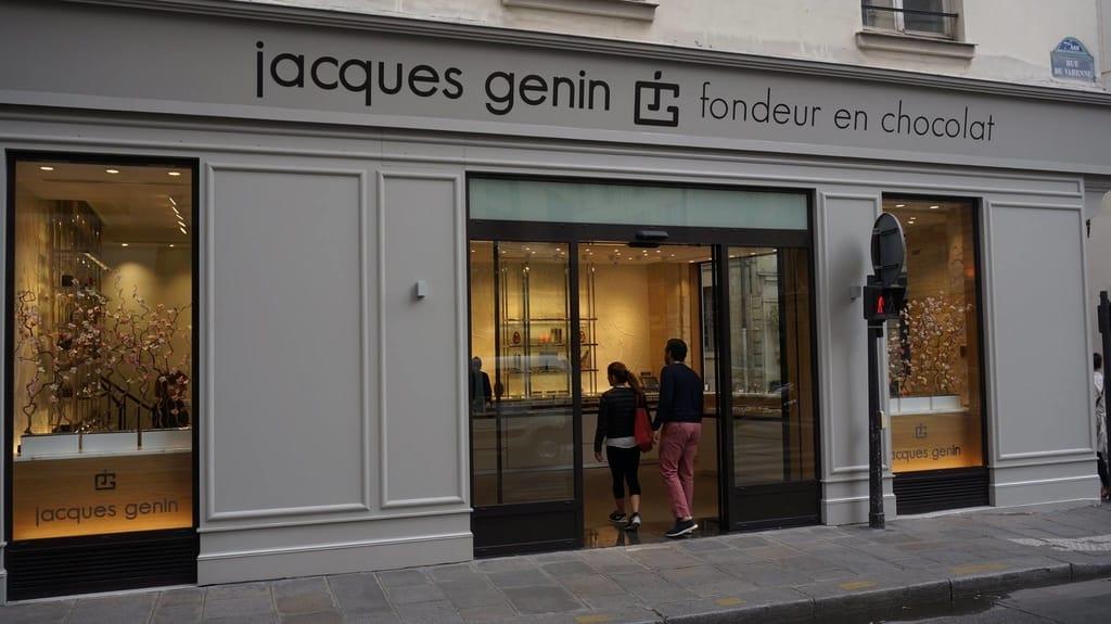 Jacques Genin in Paris