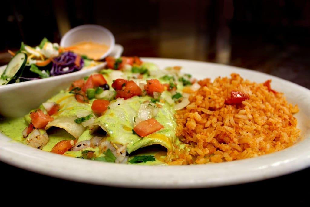 Mexicaans eten in Parijs