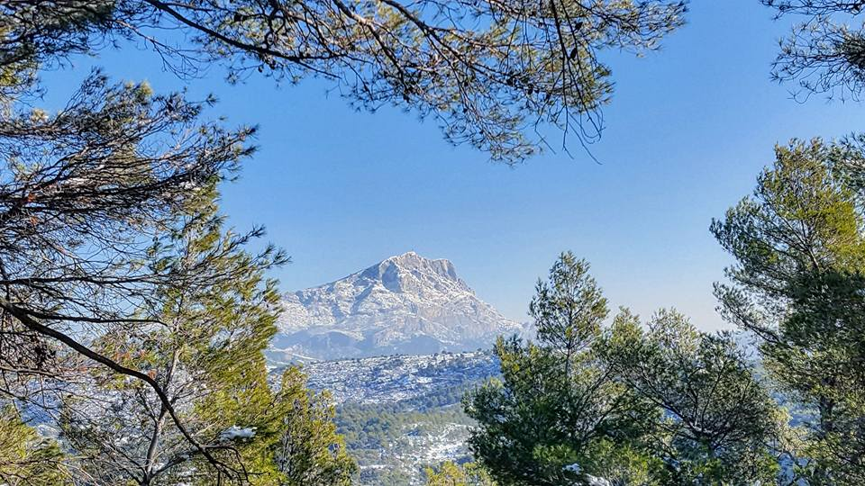 Montagne Sainte-Victoire - Best Mountain Hikes in France