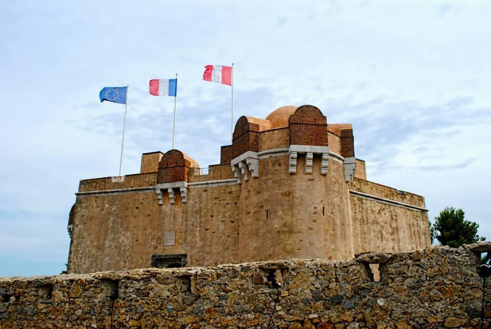 Most Famous Monuments in St Tropez Citadel