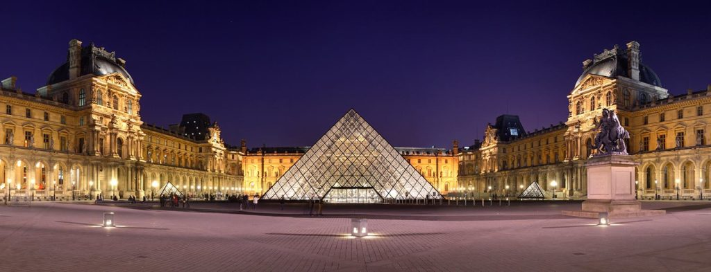 Most Famous Museum in Paris - The Louvre
