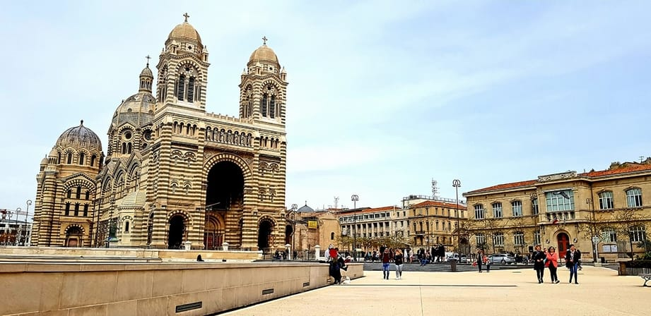 Most Popular Monuments In France - Marseille Cathedral