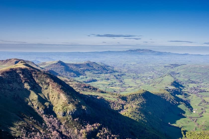 Mountain Hikes to go in France - Puy de Sancy