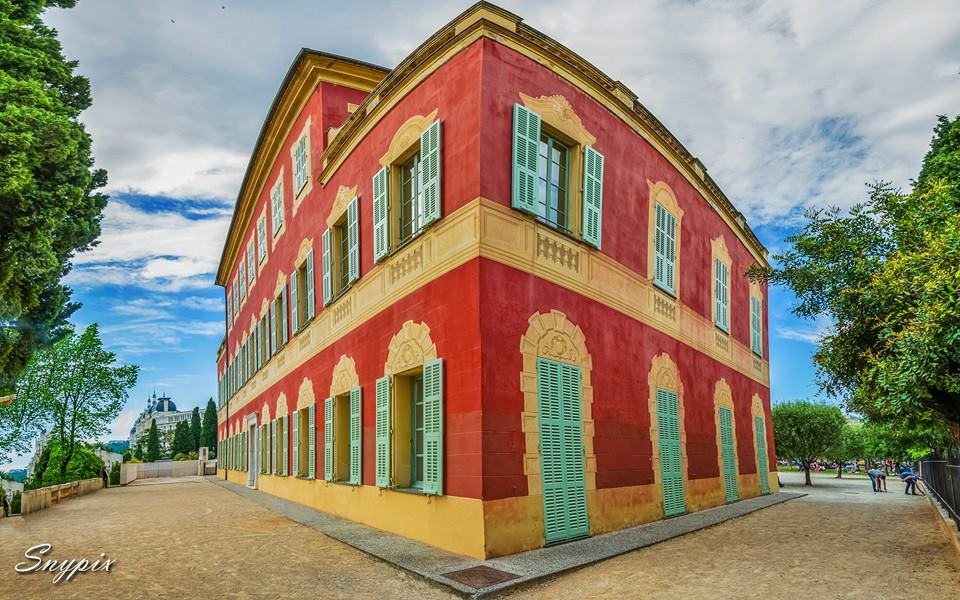 Musée Matisse in Nice, France