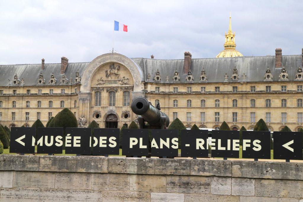 Musée des Plans-Reliefs In France