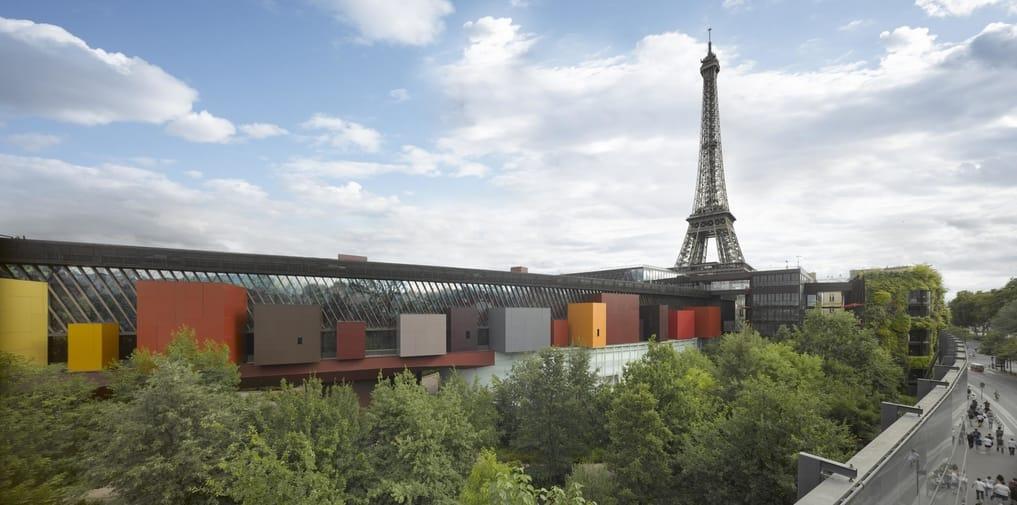 Musée du Quai Branly in Paris, France