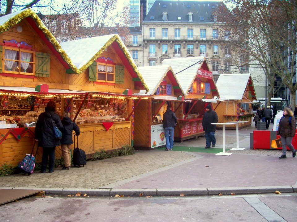 Nancy Christmas Market
