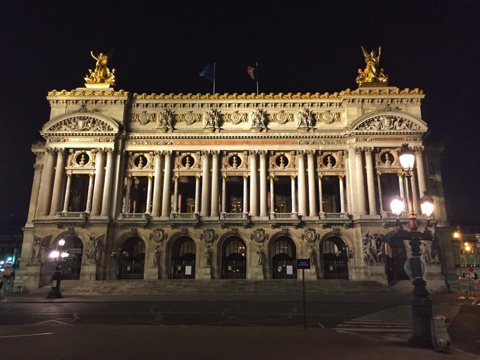 Opéra Garnier in Parijs